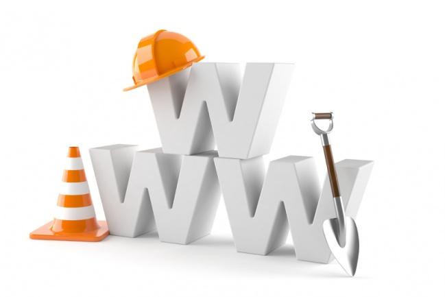 Перенесу сайт на любой CMS на другой хостинг или другой домен 1 - kwork.ru