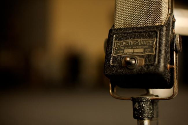 Обработка аудиозаписей. Реставрация звука, чистка от шумов и помехРедактирование аудио<br>Почищу аудиозаписи от шумов, щелчков, помех, задувания в микрофон, шороха об одежду, увеличу громкость. Обработаю компрессором так, чтобы было громче, но громкость не скакала, как часто бывает на ТВ-репортажах. Кворк и доп. услуги оцениваются за объем до 15 мин. звука, кроме тех, где указан любой объем. Если у вас больше – берите соответственное кол-во кворков. От 4-х и больше +15 мин. бесплатно (например, если берете 4 кворка, то могу обработать не 1 час, а 1 час 15 мин.)<br>