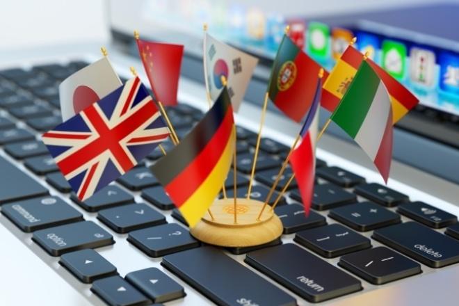 Переведу любой текстПереводы<br>Переведу текст с любого языка на который вам нужно! Сделаю за 5-6 часов. Максимум 5000-5500 символов.<br>