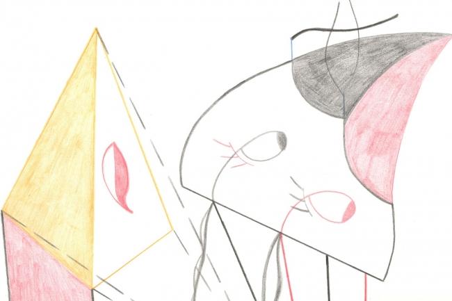 Нарисую картину на заданную тему в кубофутуристическом стилеИллюстрации и рисунки<br>Я занимаюсь необычным творчеством, а именно рисую картины в абстрактном и кубофутуристическом стилях (на любителя). Посему предлагаю следующую услугу: нарисую то, что ты мне скажешь в собственном художественном видении.<br>