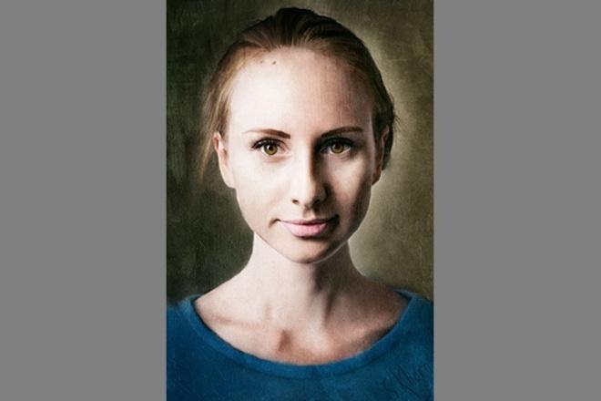 стилизую вашу фотографию под картину 1 - kwork.ru