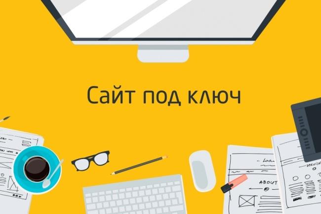 Создам сайт на вордпресс 1 - kwork.ru
