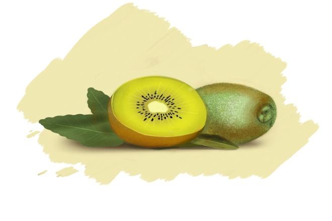 Рисую овощи, фрукты, животных 1 - kwork.ru