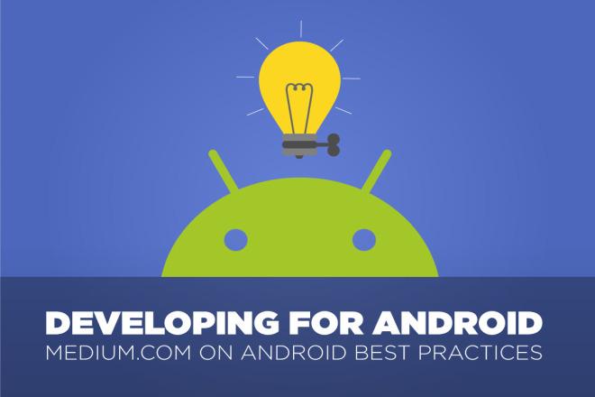 Создам Ваше мобильное приложение под Android 1 - kwork.ru
