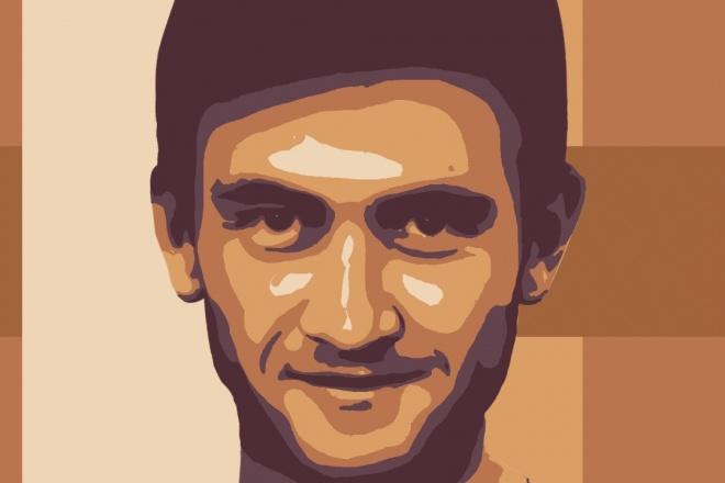Нарисую по фото арт, портрет в стили pop art 1 - kwork.ru
