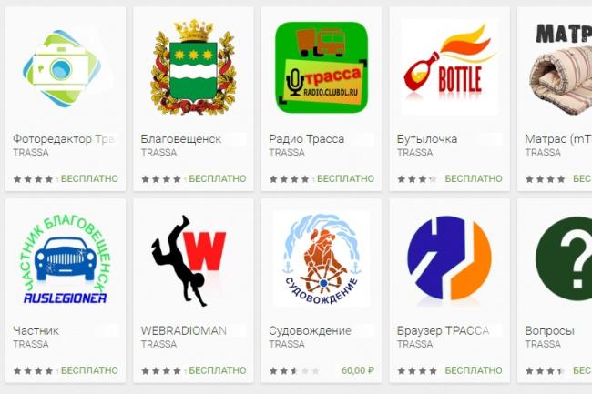 персональное мобильное приложение 1 - kwork.ru