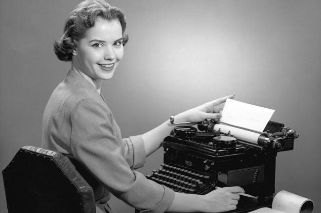 Наберу текстНабор текста<br>Быстро и качественно наберу текст из любого источника (фотографии, скан-копии, скриншоты, рукописный текст) От Вас - исходные файлы и пожелания к оформлению итогового текста, от меня - готовый документ в наилучшем виде в кратчайшие сроки, который уже не нужно будет редактировать. Гарантирую отличный результат, быстрый срок исполнения, грамотность и безупречное оформление!<br>