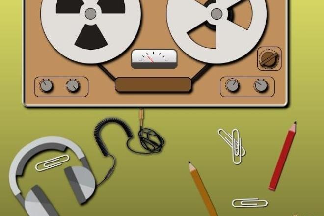 Транскрибация видео, аудиофайлов 1 - kwork.ru