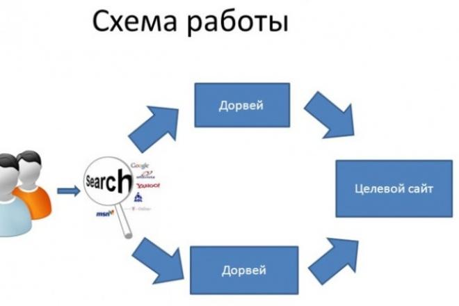 Создание дорвеев 100 заявок в день 1 - kwork.ru