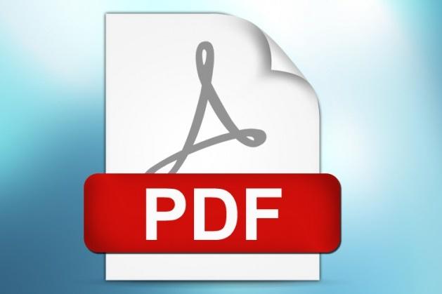 Любая работа с PDF файлами 2 - kwork.ru