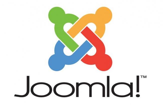Натяну шаблон на Joomla 1 - kwork.ru