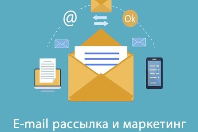 Отправлю 10 000 Email-писем на актуальные Email-адреса 1 - kwork.ru