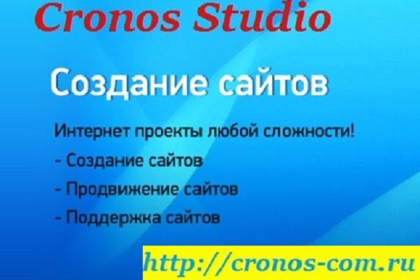 Создание/Редактирование сайта на word press 1 - kwork.ru