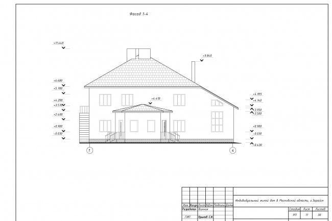 Сделаю чертеж в AutoCadИнжиниринг<br>Сделаю строительный чертеж дома, квартиры в программе AutoCad. В соответствии с гост. Быстро и качественно.<br>