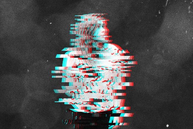 Обработаю ваше фото glitch-эффектом 1 - kwork.ru