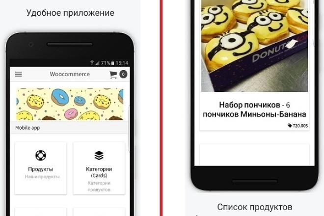 Создам приложение для Woocommerce (версия 1) 1 - kwork.ru
