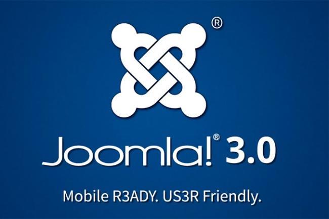 найду нужный шаблон Joomla 3 1 - kwork.ru