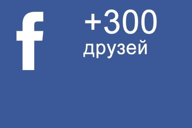 300 друзей (реальных пользователей) на ваш профильПродвижение в социальных сетях<br>300 друзей (реальных пользователей) на ваш профиль При покупке этого кворка Вы получите 300 друзей (реальных пользователей) на ваш профиль. Если Вам необходимо больше друзей на Ваш профиль - закажите несколько кворков и получите бонус. При заказе от 4-х кворков получаете бонус +10%. Заказывая 4 кворка Вы получаете 1320 (т.е. 1200 + 10% ) друзей. Преимущества нашего кворка: Только реальные пользователей с активными страницами делают репосты Доверие других пользователей Плавное, постепенное увеличение друзей на Вашем профиле Никакого автоматизма и ботов Санкции со стороны facrbook исключены Внимание! В силу того, что подписчики - это живые люди, со временем возможно уменьшение количества пользователей (до 5%).<br>