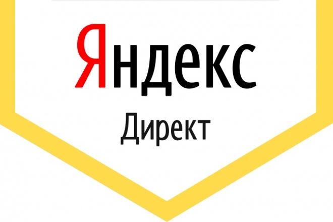 Профессиональная настройка Яндекс. Директ 50 объявлений 1 - kwork.ru