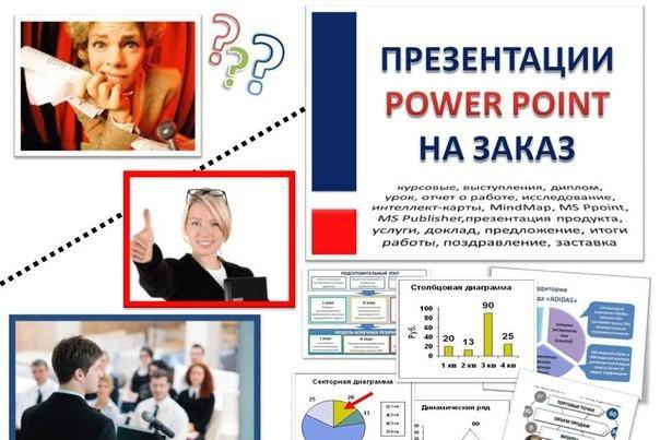 Выполню всю рутинную работу в программе microsoft powerПрезентации и инфографика<br>Оформлю для вас презентацию до 30-ти слайдов на различную тематику с использованием любых таблиц и диаграмм. Гарантирую качественно выполненную работу.<br>