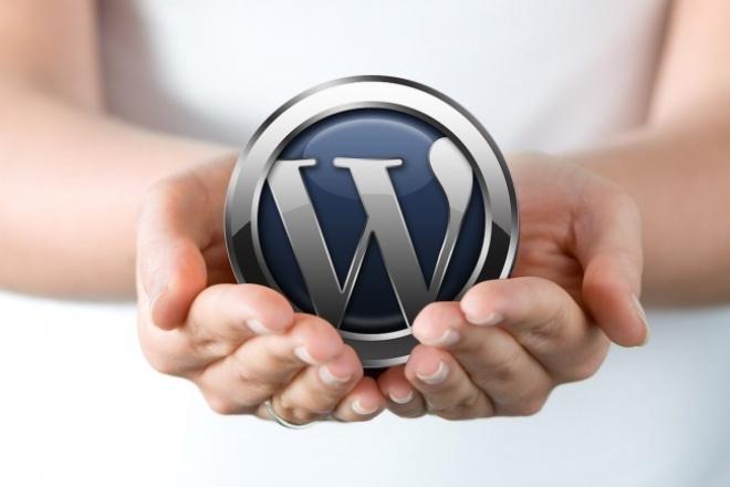 Администратор сайта или WordPress контент-менеджер 1 - kwork.ru