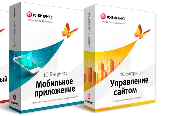 Перенесу Ваш сайт на Bitrix с любой платформы или с нуля 1 - kwork.ru