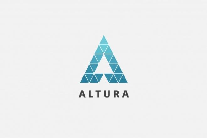 создаю логотипы любой сложности 2 - kwork.ru