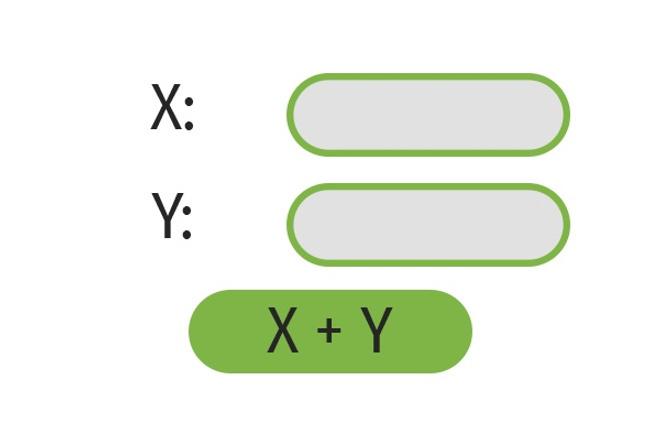Напишу простой калькулятор для вашего сайтаСкрипты<br>Напишу калькулятор на JavaScript для вашего сайта. Калькулятор будет производить какие-либо расчеты.<br>