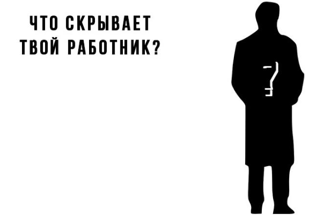 Психологический портрет соискателя по соцсетям 1 - kwork.ru