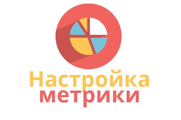 Настройка счетчиков и целей конверсии 1 - kwork.ru