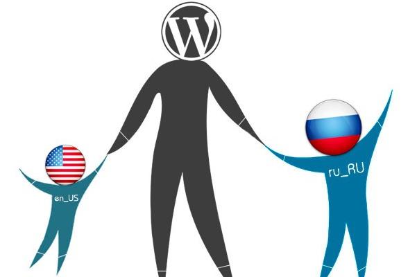 Русифицирую вашу Wordpress тему 1 - kwork.ru