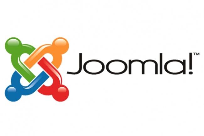 Доработка сайта Joomla 1 - kwork.ru