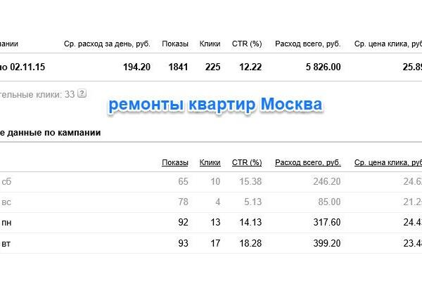 Настрою Яндекс.Директ (до 50 ключевых слов) 1 - kwork.ru