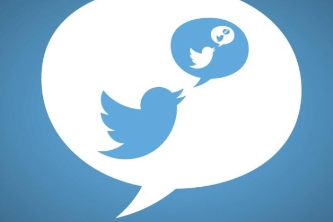 1000 Ретвитов в Twitter. Реальные Retweets 10 сообщений 1 - kwork.ru