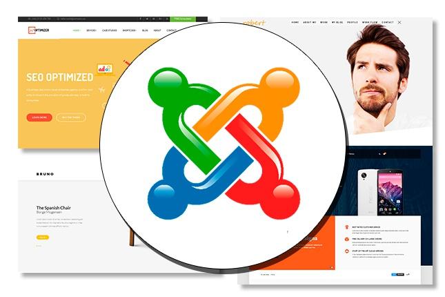 Сайт на Joomla 1 - kwork.ru