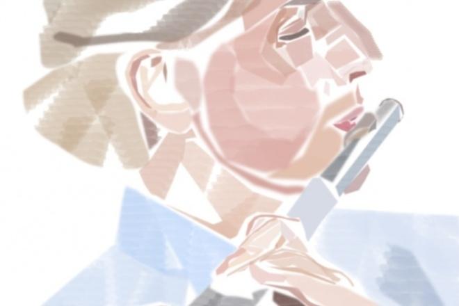 Нарисую портрет по фотографииИллюстрации и рисунки<br>Качественный портрет по фотографии - это хороший подарок для ваших близких на любой праздник. Мою работу можно будет распечатать на бумаге любого формата без потери качества. Жду ваших заказов! Срок выполнения портрета - один день Срок выполнения рисунка человека в полный рост - два дня Срок выполнения рисунка группы людей - пять дней Срок выполнения рисунка с детальной прорисовкой фона - десять дней.<br>