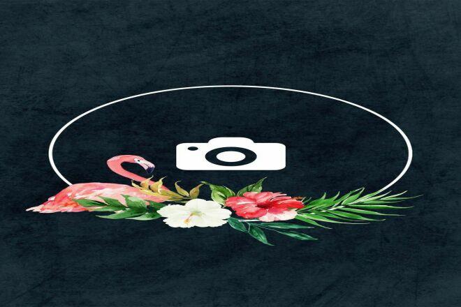 Создаю обложки для актуальных историй в инстаграмм 1 - kwork.ru