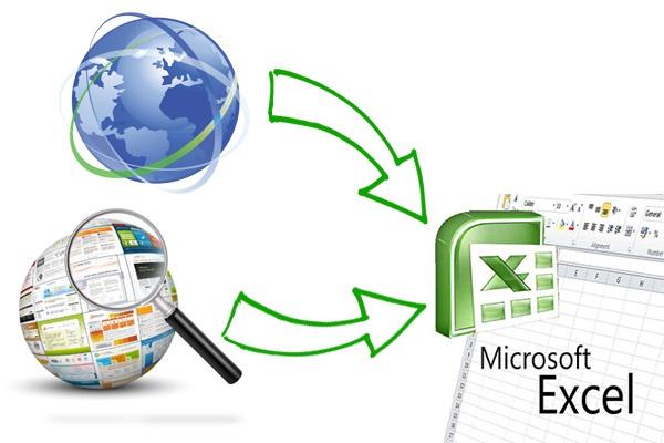 Создание базы данных в Excel/Перенос информации из справочников в XlsПерсональный помощник<br>Перевод информации из разных источников в Excel.(например, из справочников), Представление в виде удобной таблицы, Составление сводной аналитики.<br>