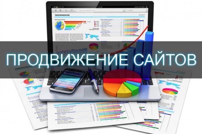SEO продвижение сайта 1 - kwork.ru