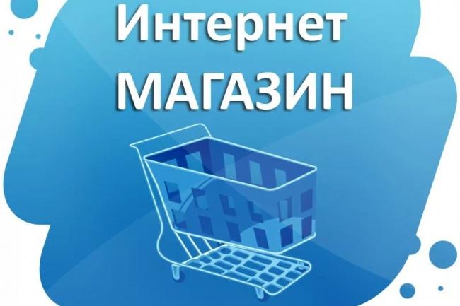 Развитие интернет-магазина 1 - kwork.ru