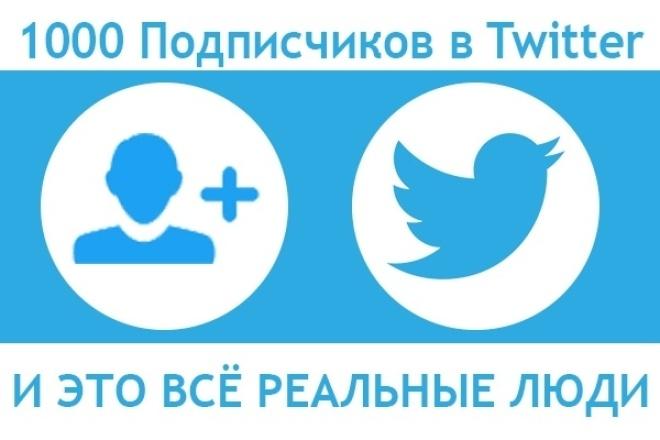 1000 подписчиков в ваш аккаунт TwitterПродвижение в социальных сетях<br>Здравствуйте дорогие друзья! Хочу предложить вам следующую услугу моего кворка - 1000 подписчиков в ваш аккаунт в Twitter! Плюсы моего кворка: 1. Быстро и качественно 2. Никаких санкций от социальной сети 3. Высокая гарантия качества работы 4. Постепенное увеличение числа подписчиков 5. Никаких ботов, только живые люди Процент отписок - 5% максимум! Выполняю свою работу качественно! Качественно выполняю свою работу!<br>