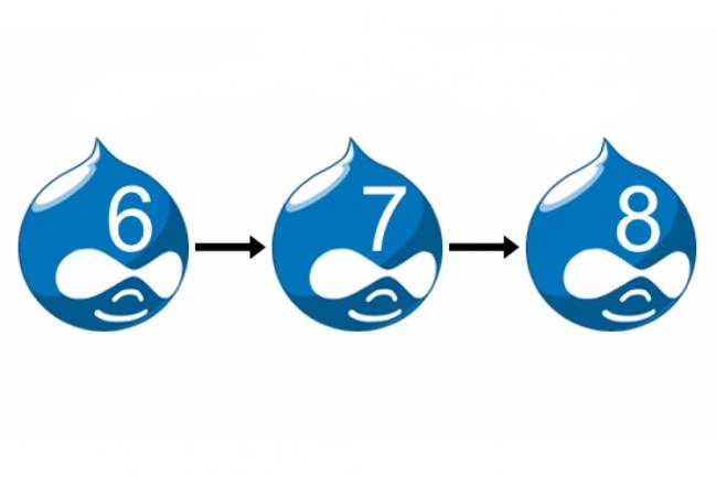 Обновлю Drupal и модули до оптимальной версии 1 - kwork.ru
