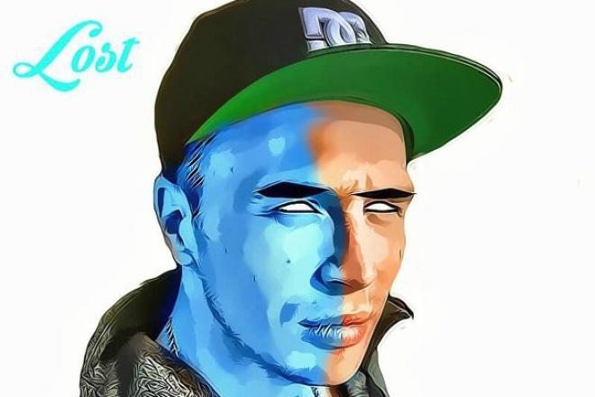 Нарисую портретИллюстрации и рисунки<br>Нарисую портрет. Портреты в стиле: Digital art. komics art. Обработка и отрисовка фотографий,сроки исполнения не более 1 дня быстро качественно не дорого<br>