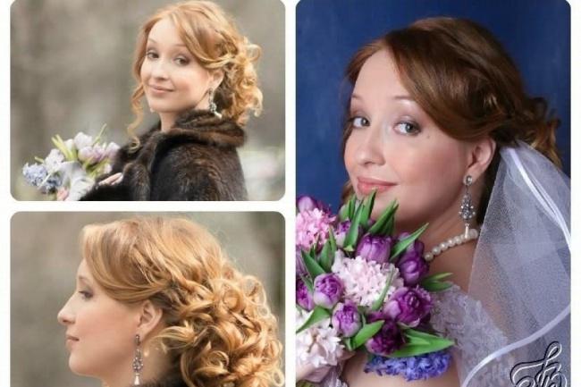 Подберу свадебную причёску и макияжСтиль и красота<br>Проконсультирую и помогу с подбором свадебного образа, исходя из Ваших индивидуальных особенностей. Подберу причёску и макияж к свадебному платью и имеющимся аксессуарам. Создаю причёски и макияж любой сложности. Опыт работы в сфере создания образов, причесок и визажа с 2002 года в театре и кино. Также беру персональные заказы.<br>