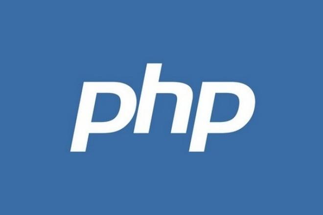 Написание, доработка небольших PHP скриптов 1 - kwork.ru