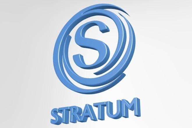Дизайн логотипа в 3D видеЛоготипы<br>Изготовление логотипов в трехмерном виде для последующего изготовления Преобразование в 3D из вашего векторного файла<br>