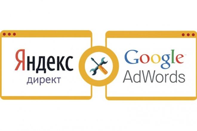 Контекстная реклама вашего сайта 1 - kwork.ru