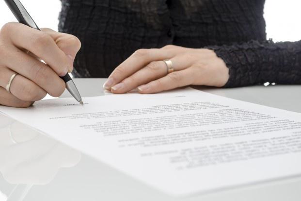 составлю договор или сделаю правовую экспертизу договора 1 - kwork.ru