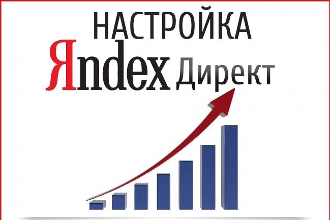 Сбор ключей для Ядекс.Директ 1 - kwork.ru