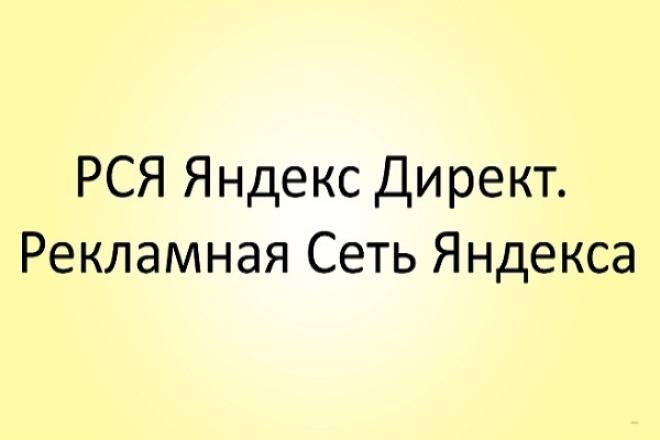 Ключ к РСЯ. Онлайн-курс от Николая Кузьмина 1 - kwork.ru